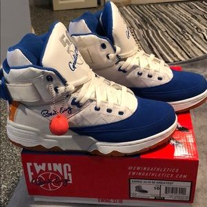 Ewing 33 Hi 50 greatest players